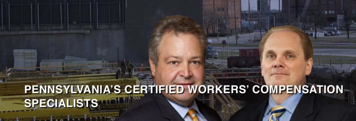 Delco Worker's Compensation Lawyer
